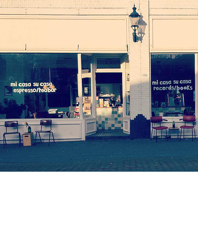 Love to see you around at Nieuw Baarnstraat 39