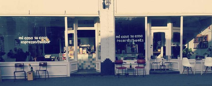 Specialty coffee bar in Baarn